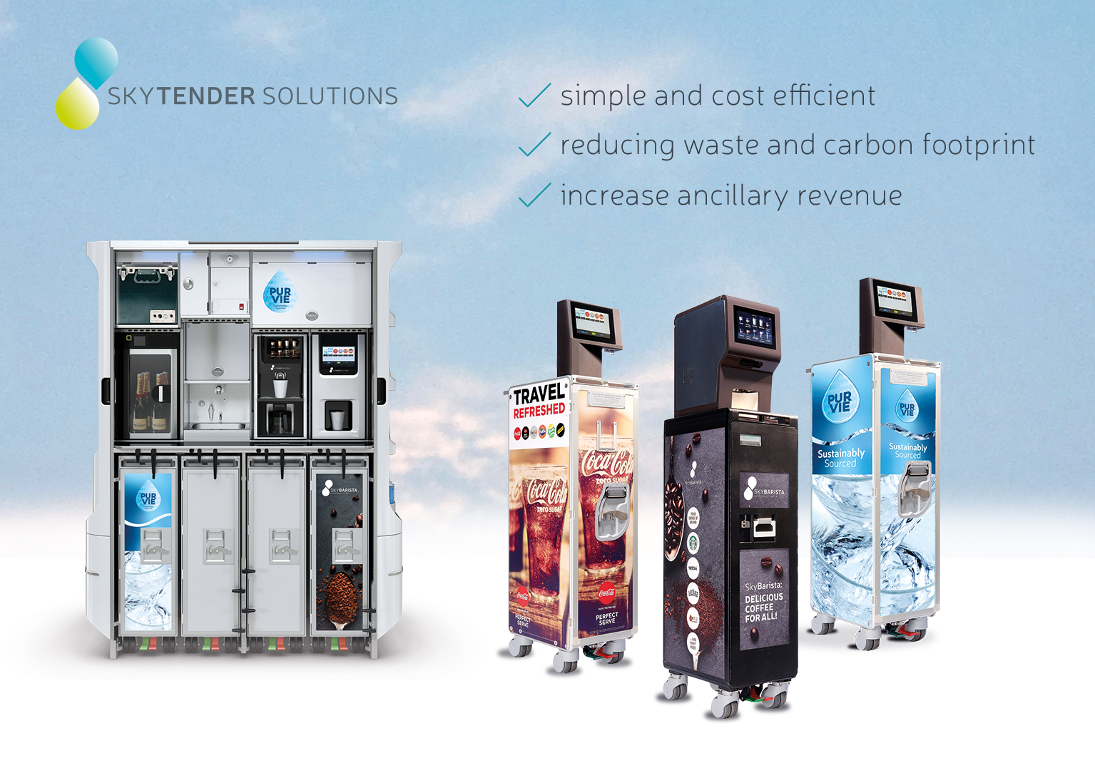 SkyTender sustainable innovations on show at WTCE Virtual